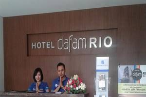 Hotel Dafam Rio Bandung - Ucapan Selamat Datang