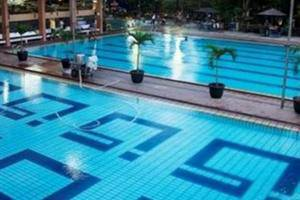 The Cipaku Garden Hotel Bandung - Swimming Pool