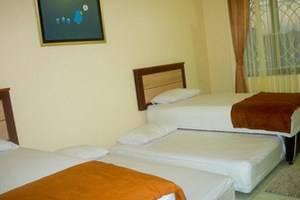 The Cabin Hotel Sutomo Yogyakarta - Kamar tidur
