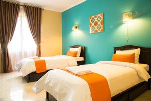 Ole Suites Hotel Bogor - Kamar Standard 2 Tempat Tidur