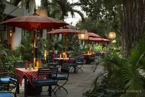 Bumi Surabaya City Resort Surabaya - Restaurant1