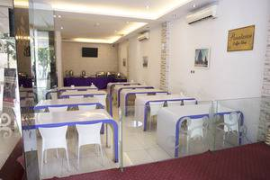 Hotel Candi Medan - Restaurant