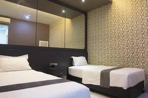 Hotel Candi Medan - Deluxe Room