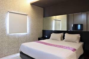 Hotel Candi Medan - Bedroom