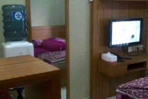 Marzeta Hotel Apartment Bekasi - ruang studio