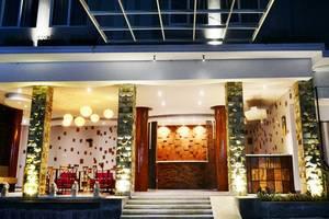 The Salak Hotel Bali - Pintu masuk