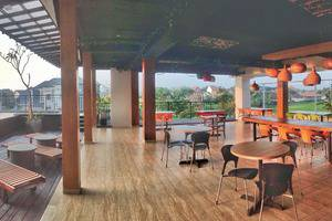 The Salak Hotel Bali - Restoran