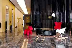 Hotel Premiere Pekanbaru - Lobi