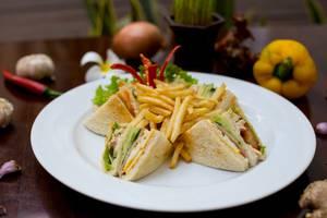 Asa Bali Luxury Villa Bali - Club Sandwich