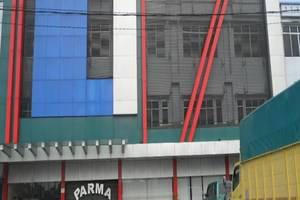 Parma City Hotel Pekanbaru - Tampilan Luar Hotel