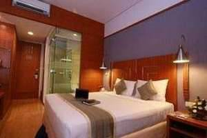 Savoy Homan Bandung - Deluxe King Bed