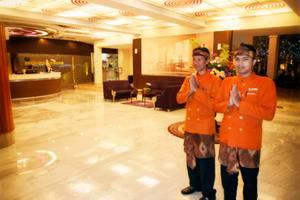 Hotel Savoy Homann Bandung - Lobi