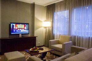Prama Grand Preanger Bandung - Naripan Living Room