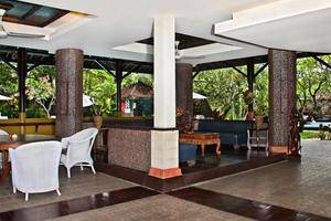 Peneeda View Beach Hotel Bali - Lobi