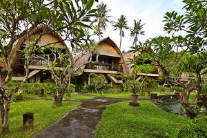 Peneeda View Beach Hotel Bali - Pemandangan