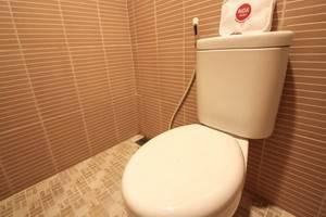 NIDA Rooms Grand Ance Makassar - Kamar mandi
