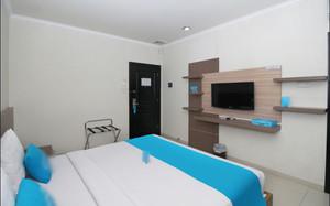 Maumu Hotel Surabaya - Room