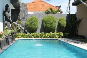 Alam Hotel Bali - kolam renang