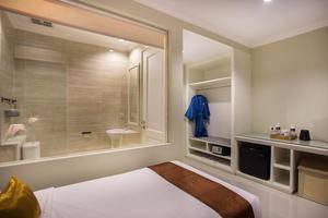 Amalfi Hotel Seminyak - Kamar