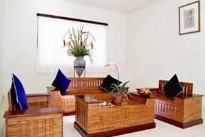 Mirah Hotel Banyuwangi - 2 Bedroom Villa Living Room