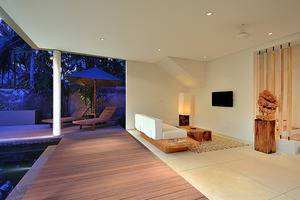 Svarga Resort Lombok - Kolam Renang Kamar Adna Suite