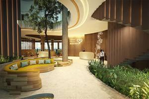 Grand Soll Marina Hotel Tangerang -
