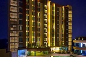 Grand Soll Marina Hotel Tangerang - BAGIAN LUAR GEDUNG