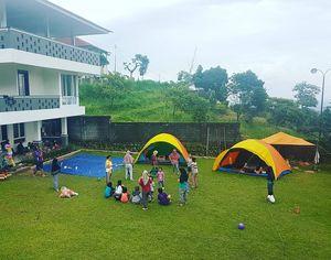Neo Akshaya Vila and Camping Ground
