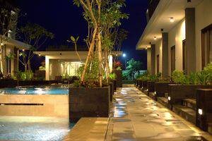 Dpraya Lombok Hotel Lombok - Exterior