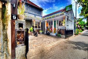 NB Bali Guest House Bali - Eksterior