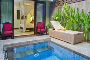 Rama Beach Resort & Villas Bali - Kolam Renang