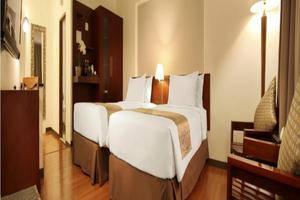 Gumilang Regency Hotel Bandung - Superior Twin