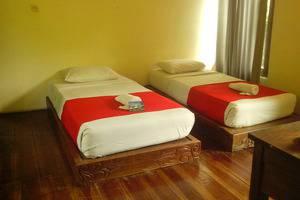Imah Seniman Bandung - Junior-tempat tidur Twin
