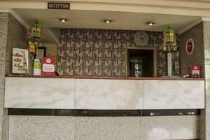 NIDA Rooms Ahmad Yani Cempaka - Resepsionis