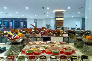 Platinum Balikpapan Hotel And Convention Hall   - restauran paladium