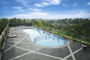 Platinum Balikpapan Hotel And Convention Hall   - Swimming Pool