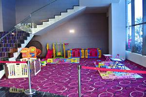 Platinum Balikpapan Hotel And Convention Hall   - Play ground