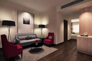 Swiss-Belhotel Airport Jakarta - Living Room