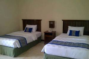 Dago Highland Resort Bandung - Kamar Twin