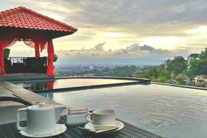 Dago Highland Resort Bandung - Afternon View