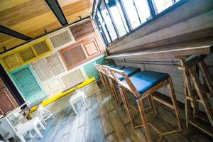 Summerbird Bed and Brasserie Bandung - Interior