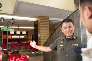 Tune Hotel Bandung - 24 Hours Security