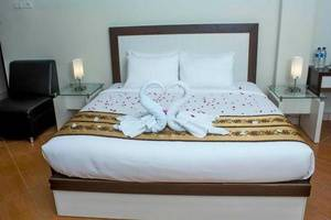 Yasmin Hotel & Restaurant Bangka - Kamar tamu