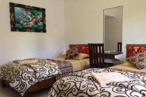 Double N Guest House Bali - Kamar tidur