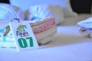 Fina Bungalow Sabang - Kamar tamu