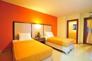 Sandat Hotel Legian - Kamar Deluxe