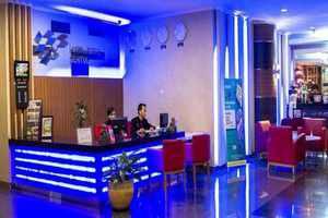 Lorin Hotel Sentul Bogor - Receptionist