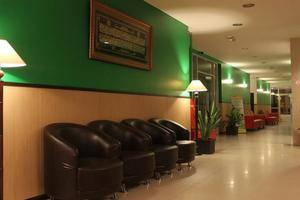 Hotel Zahra Kendari - Ruang tamu