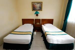 Hotel Griya Tirta Bangka - Kamar Deluxe Twin