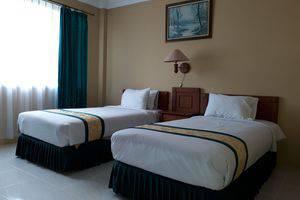 Hotel Griya Tirta Bangka - Deluxe twin